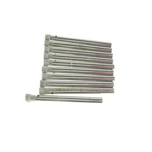 Diamond coated drill bits 10 pcs - 6mm
