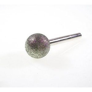Diamond coated points sphere - 20mm 80#