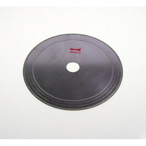 "Diamond rim coated cutting blade - 6"" x 0.3mm"