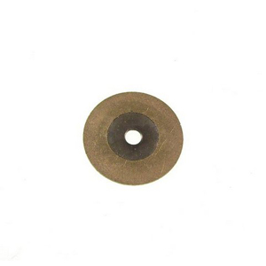 Diamond metal bond sintered lapidary cutting blades - 30mm