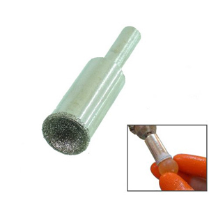 Diamond coated sphere forming bit - 14mm