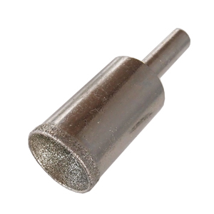 Diamond coated sphere forming bit - 15mm