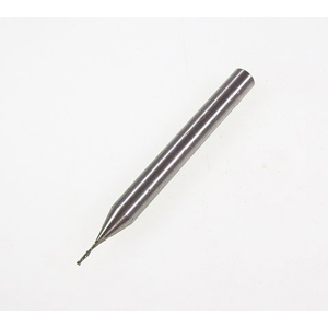 Hss end mill 2 flute - 1mm
