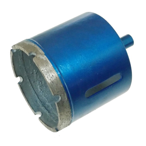 Diamond core bits - 65mm