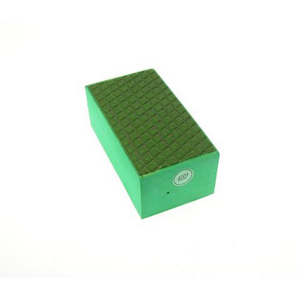 Diamond resin bond polishing hand pad grid pattern - 400#