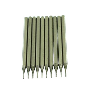 Diamond coated drill bits 10 pcs - 0.4mm