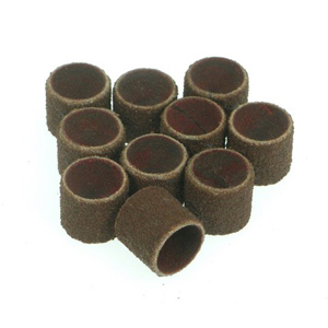 "Sanding bands 1/2""x1/2"" 10 pcs - 80#"