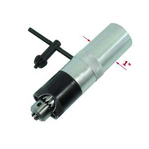 Handpiece for flexible shaft 600w grinder - 0~6mm - Click Image to Close