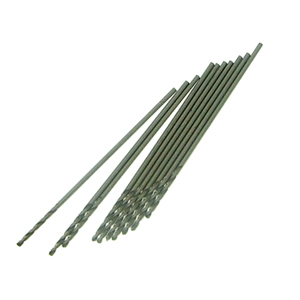 HSS M35 micro twist drill bit 10 pcs - 0.5mm