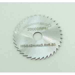 HSS slitting saw blade 32mm