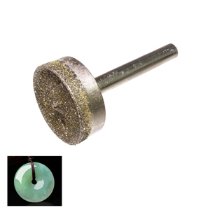 Donut Shape Grinding Point - 26mm 80#