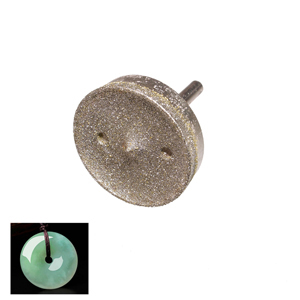 Donut Shape Grinding Point - 40mm 80#