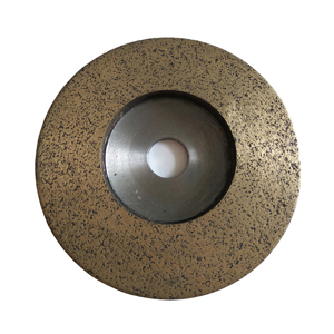 Diamond bronze sintered grinding cup 100mm 100#